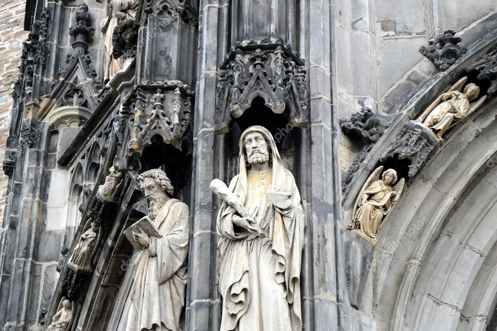 Aachen Cathedral Is One Of The Oldest Gothic Cathedrals In Germany Photo By Ayushkov