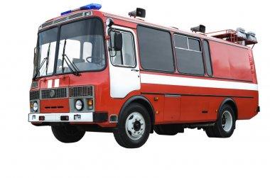 otobüs yangın koruma