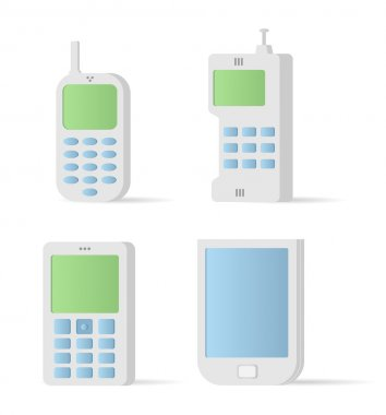 old style mobile devices