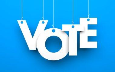 Vote metaphor