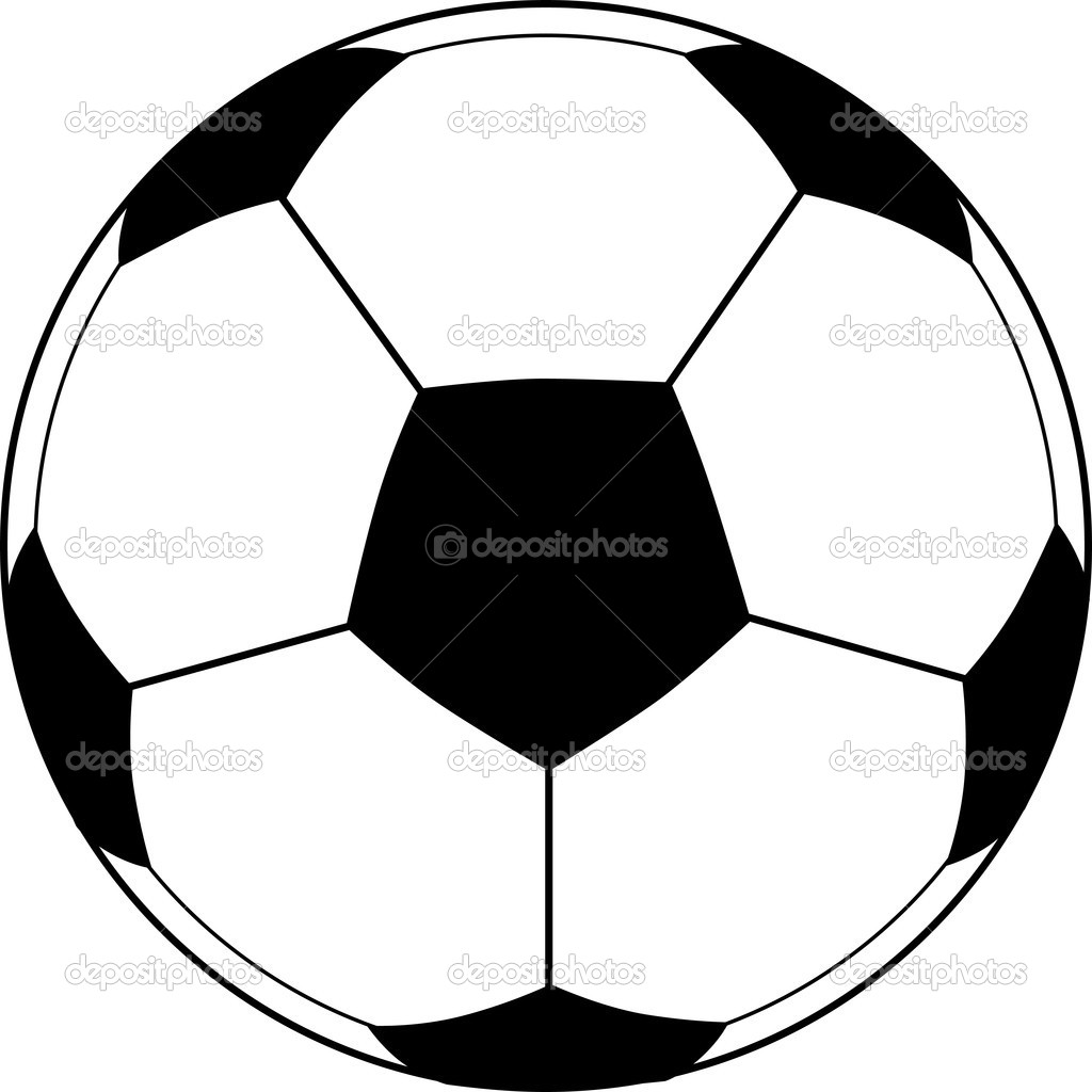soccer ball vector stock vector photos 22472367 rh depositphotos com soccer ball vector art free soccer ball vector free