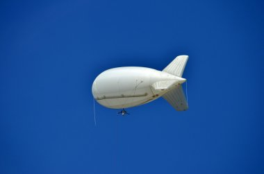 Camera attached for balloon