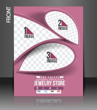 Jewelry Store Flyer & Poster Template