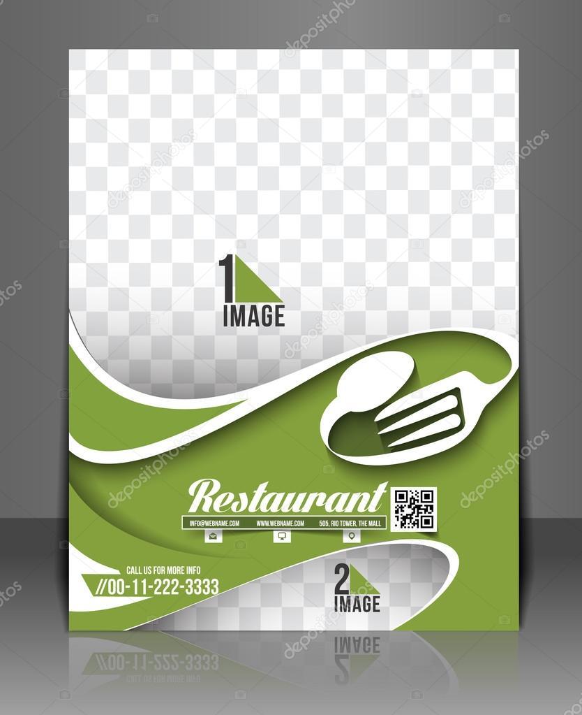 Restaurant & Hotel Menu Card