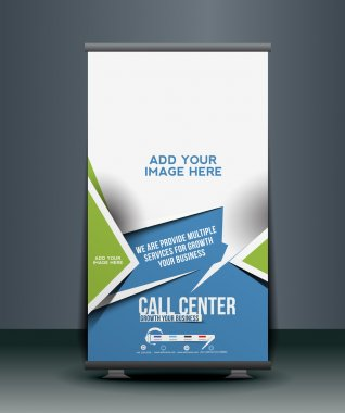 Call Center Banner Design