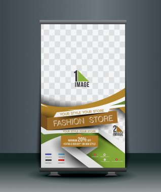 Fashion Store Banner Design