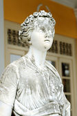 Photo Statue of a Muse Euterpe