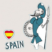Fotografie Spanien-Ikonen