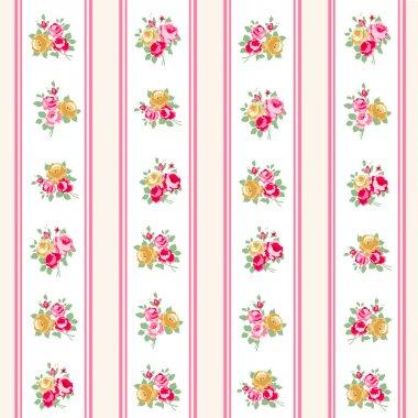 Cottage chic patterns