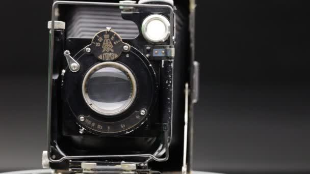 starý fotoaparát vinobraní