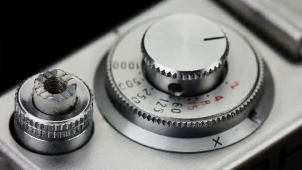 ročník fotografické kamery detaily