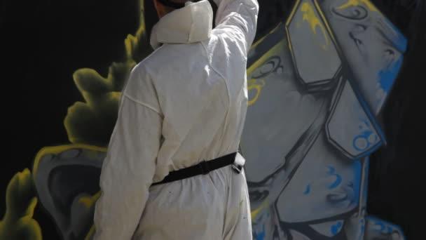 Malování graffiti