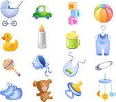 hračky a doplňky pro chlapečka