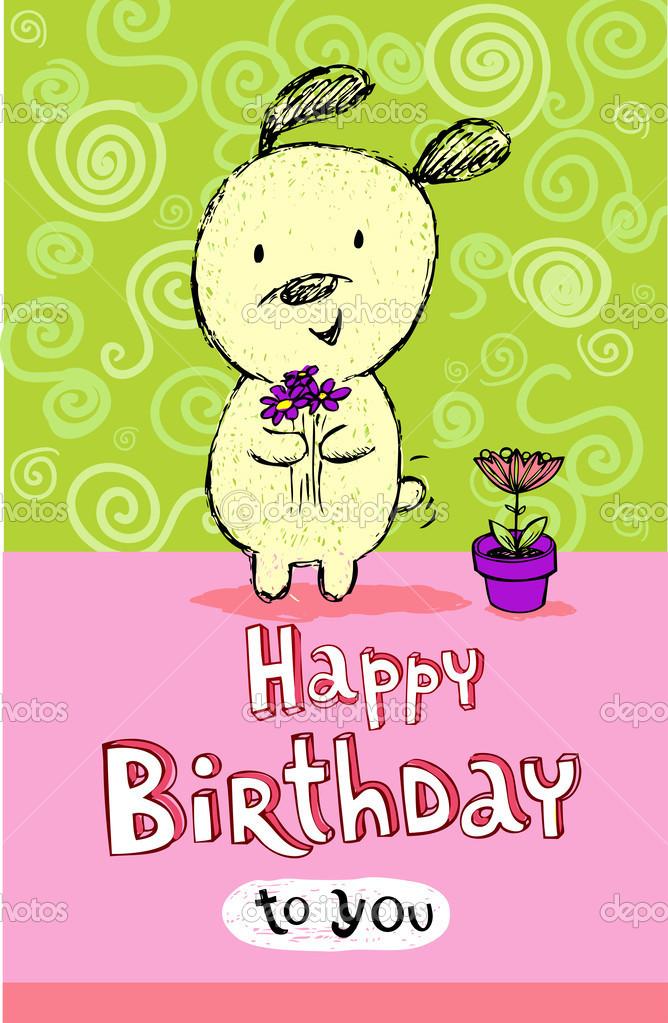 přání k narozeninám pro přítele přání k narozeninám pro přítele — Stock Vektor © azzzya #33504499 přání k narozeninám pro přítele