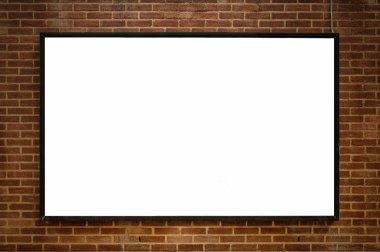One blank board 02