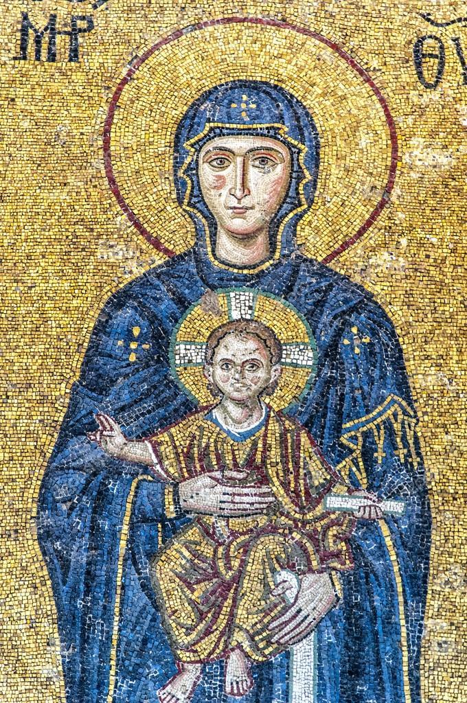 пусть софийская мозаика картинки изображения являются примером