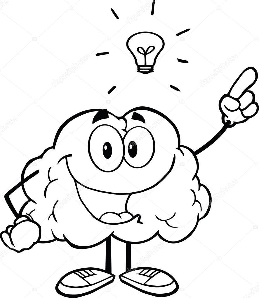 Imágenes Cerebros Para Dibujar Cerebro Se Describe Con
