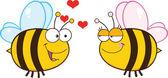 Roztomilé včela hledá ženy Bee