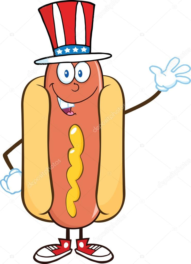 Dancing Hot Dog Pictures