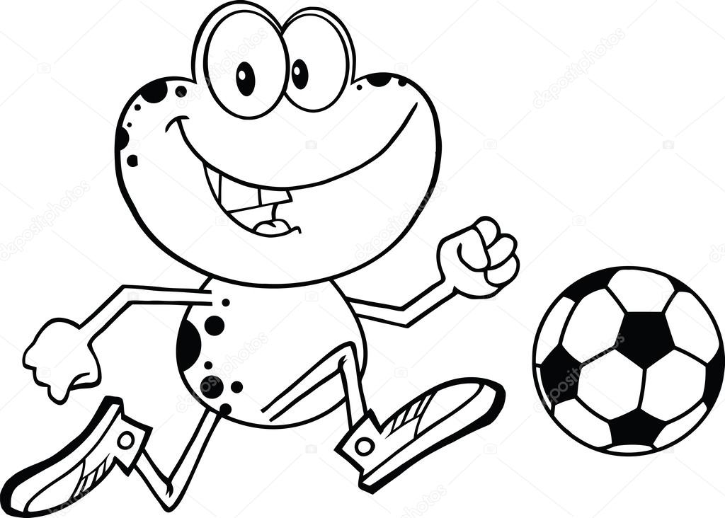 Animado: balon para colorear   personaje de dibujos animados de ...