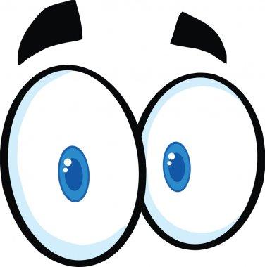 Cute Cartoon Eyes