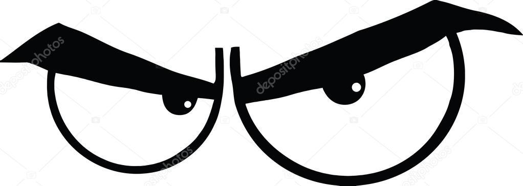 evil cartoon eyes - 1434×510