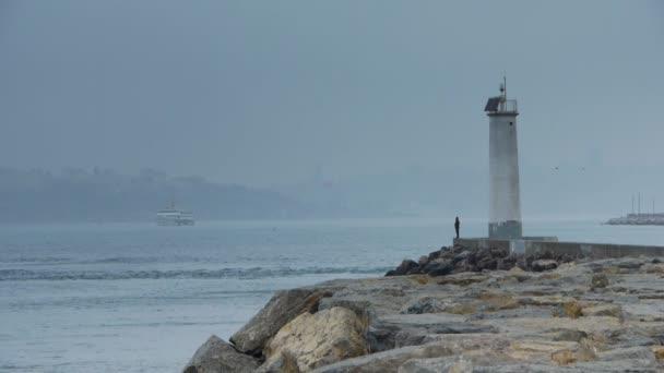 maják pobřeží vody příroda