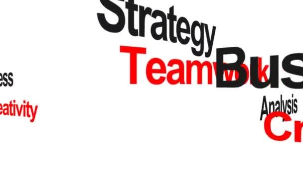 business keywords animation
