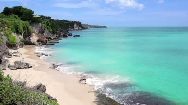Idyllic Beach at Bali island