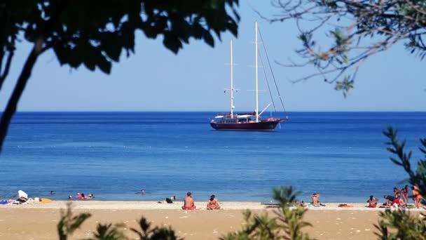 exotické beach