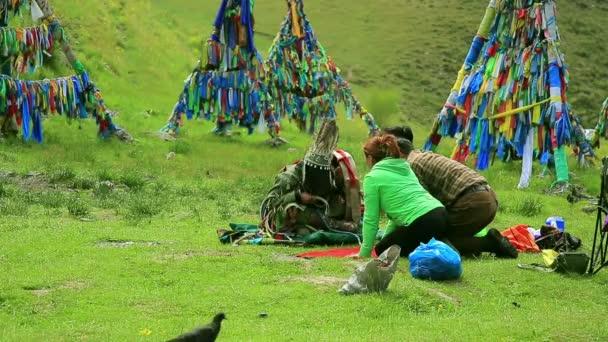sámán ünnepség