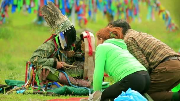 Šamanské ceremonie