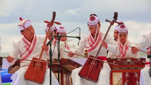 Mongolian Music Performance