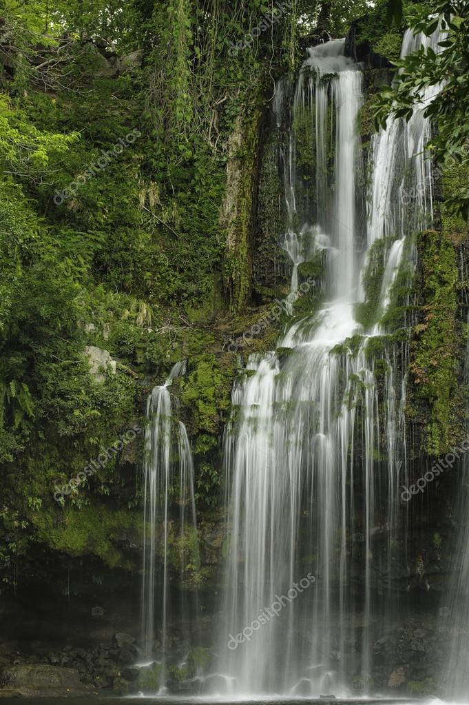 Llanos de Cortez Waterfall-Costa Rica