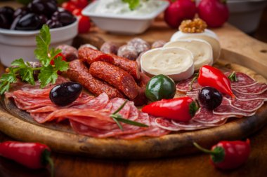 Antipasti and Fingerfood