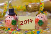 talisman pro nový rok 2014
