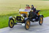 Rallye für Oldtimer
