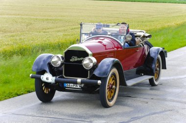 Rally for veteran cars