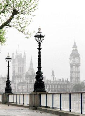 London Vintage View