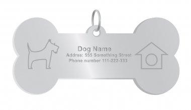 Identity dog tag