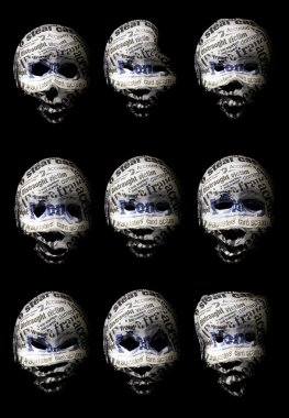 Many faces of identity fraud