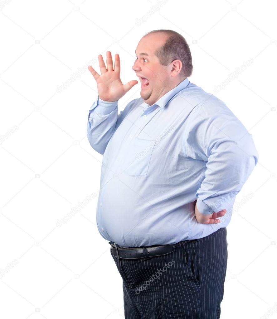 жирные мужики в рубашках фото даже мыслях