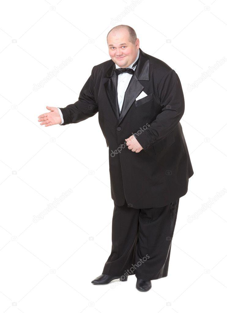 фигуристая бабенка фото толстый мужик в хорошем костюме всегда