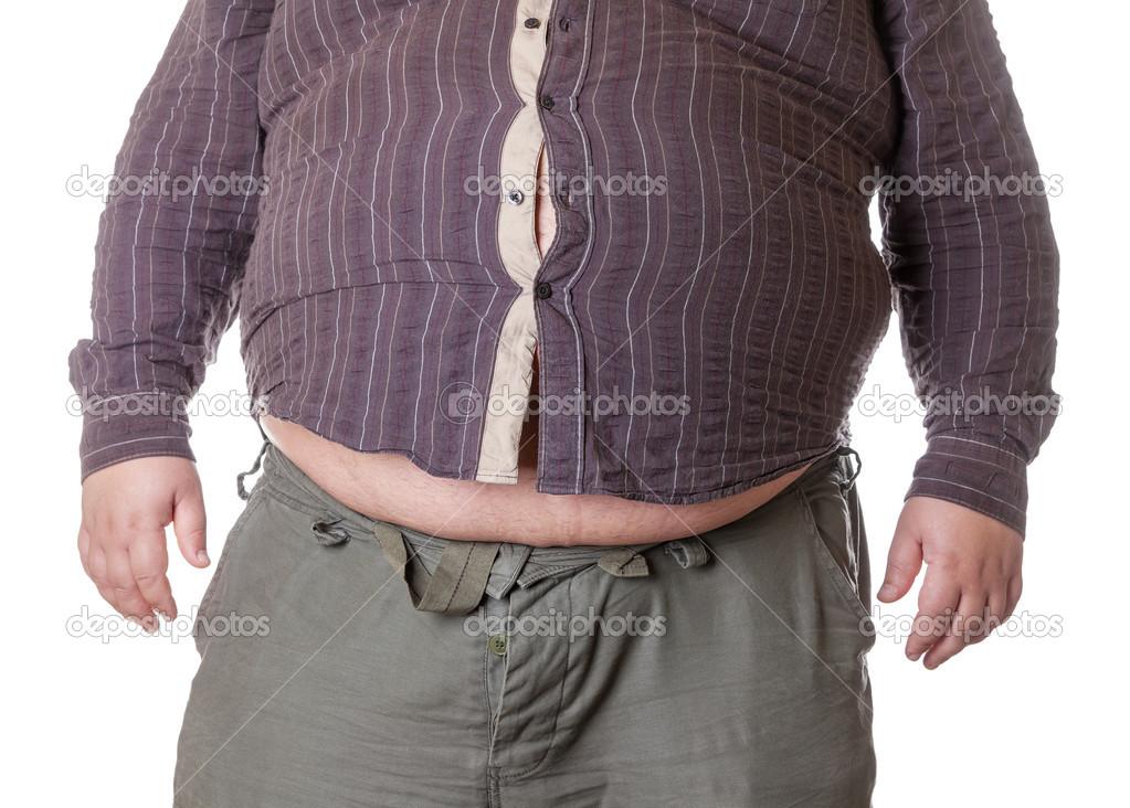 big fat man photo