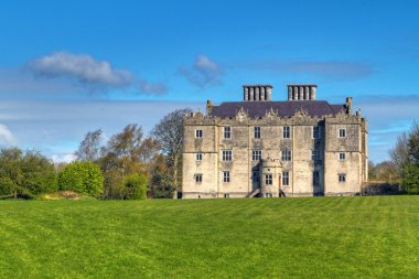 Portumna Castle in Co. Galway