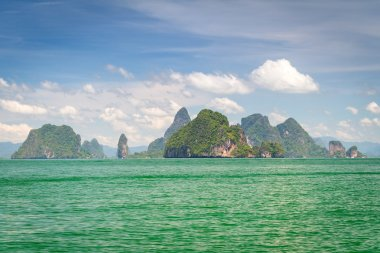 Phang Nga National Park in Thailand