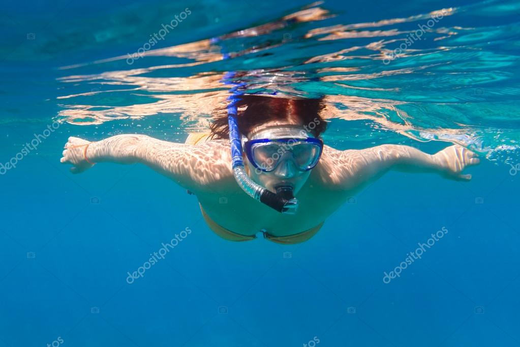 3b6816d20 mergulho no mar de andaman — Fotografias de Stock © Patryk Kosmider ...
