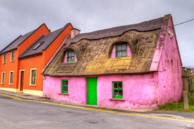 Cottage house in Ireland