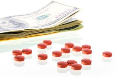 Drugs for money deal