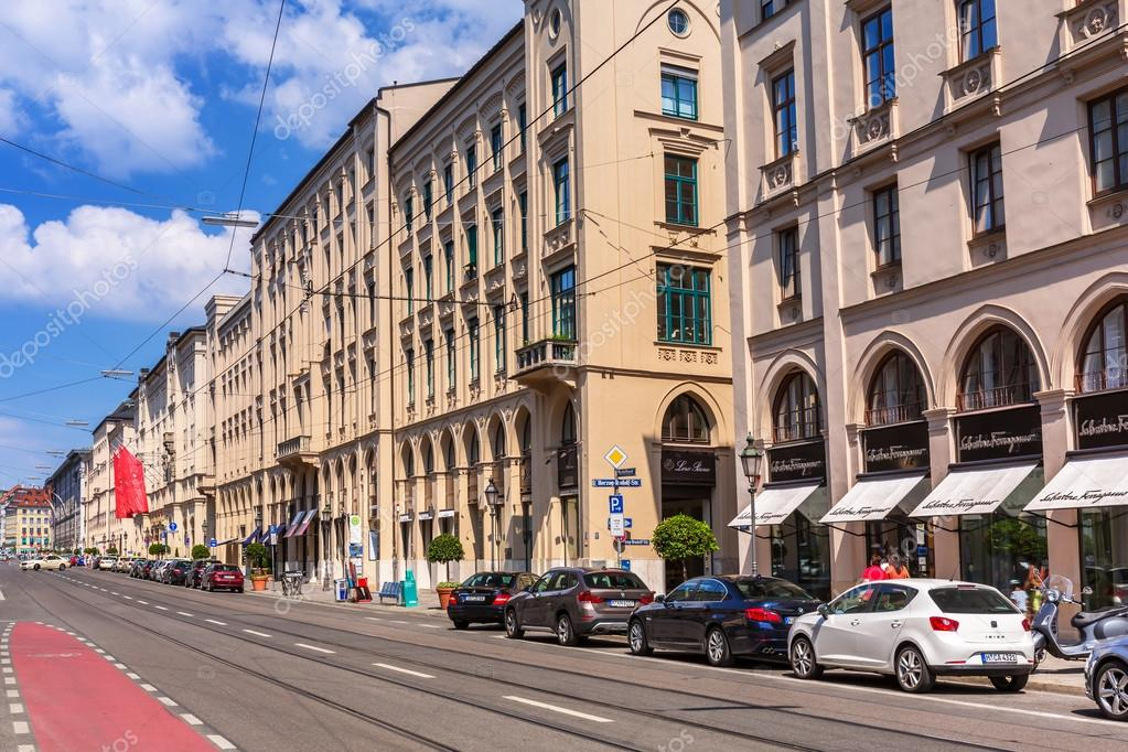 фото германии улицы